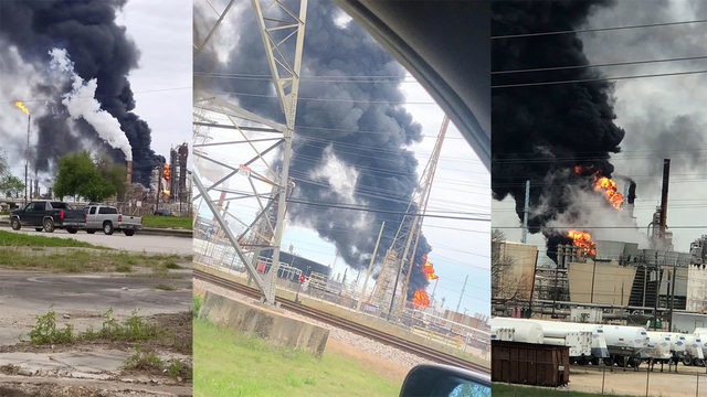 Harris County sues ExxonMobil refinery in Baytown over March fire