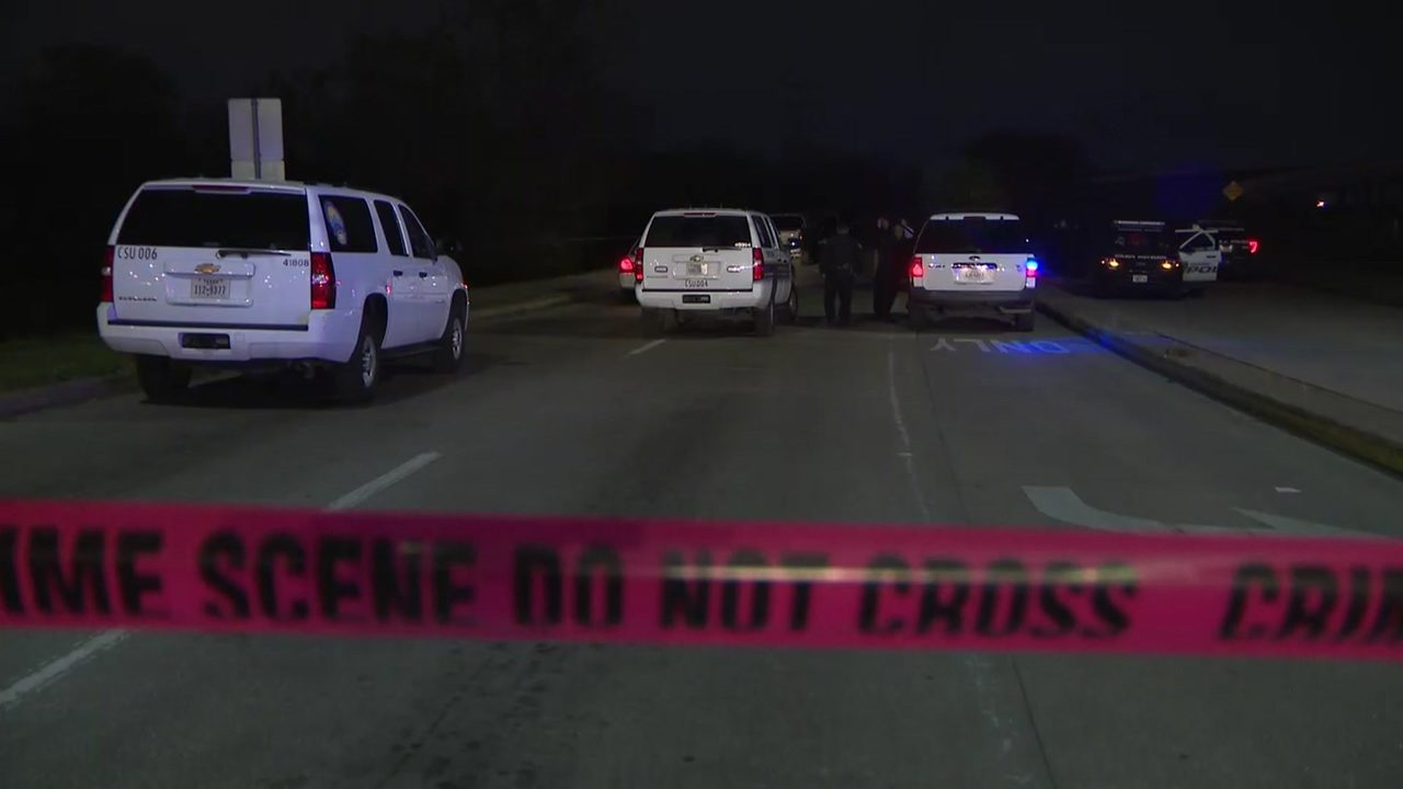 Father, son shot during road rage incident on south side of Houston