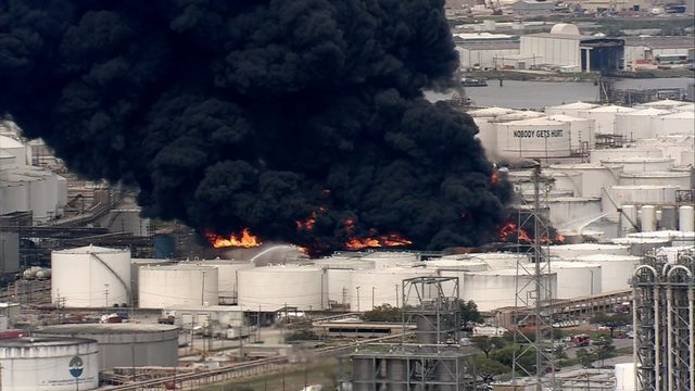 La Porte residents file lawsuit against ITC after chemical facility fire