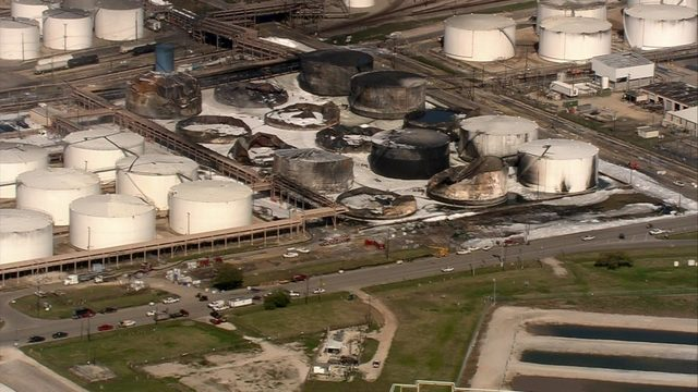 'We're sorry': ITC begins transition to clean up after Deer Park chemical fire