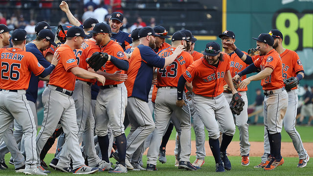 Houston Astros set to contend for another World Series title