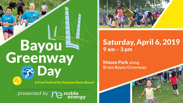 Bayou Greenway Day 2019: What to know