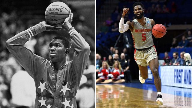 University of Houston in the Sweet 16 for first time since 1984: The&hellip&#x3b;