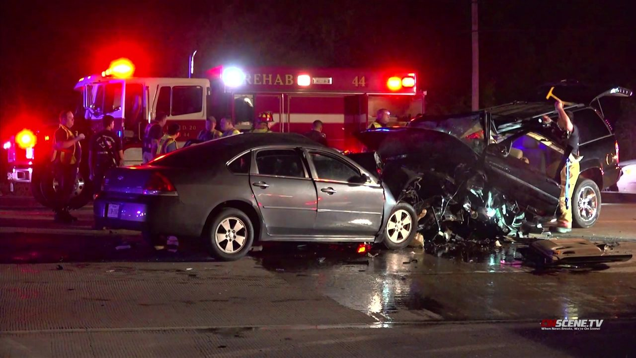 Suspect identified after man killed in head-on crash in