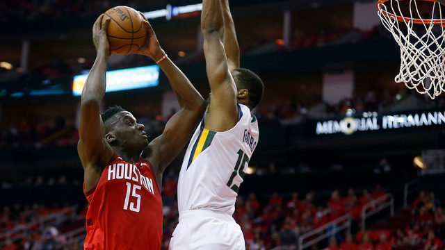 Keys to Game 2 in Rockets vs. Jazz playoff series