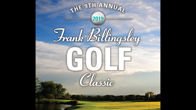 The 9th Annual Frank Billingsley Golf Classic benefiting Legacy Community Health