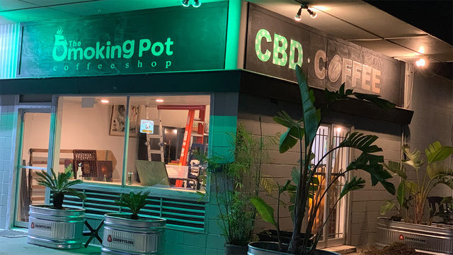 The Smoking Pot CBD coffee shop picks 4/20 date to open