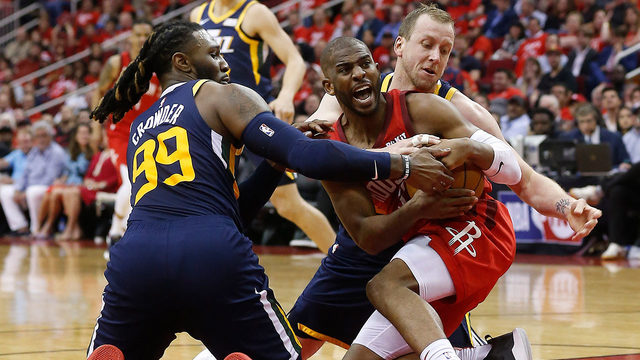 Rockets locked in ahead of Games 3 and 4 in Utah