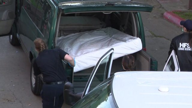 Skeletal remains found wrapped, hidden under mattress in apartment, police say