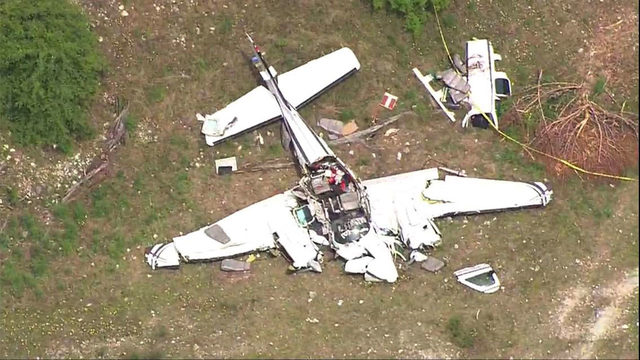 6 Houstonians killed in plane crash in Kerrville