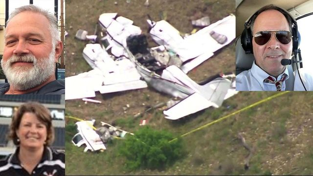 UPDATE: Officials identify 6 Houstonians killed in plane crash