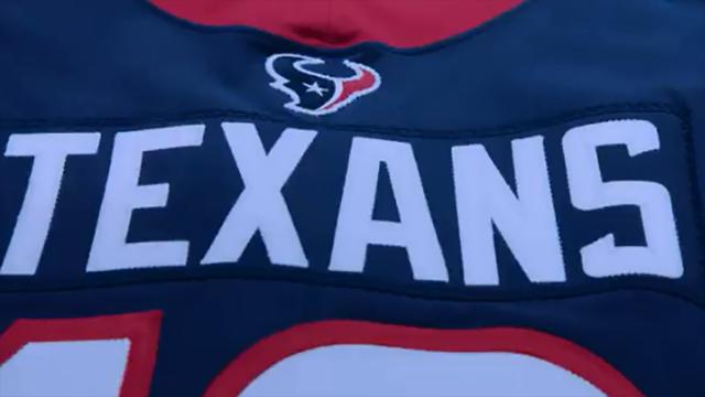 Texans tweak uniforms ahead of 2019 season