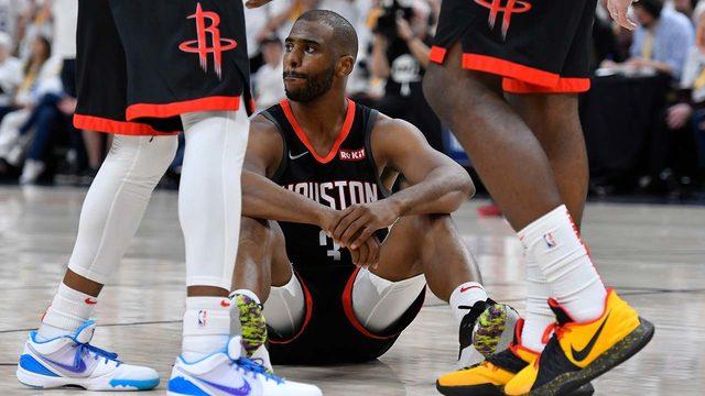 Rockets take on Jazz in Game 5