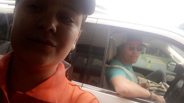 True Texan: Matthew McConaughey spotted in Whataburger drive-thru in San Angelo