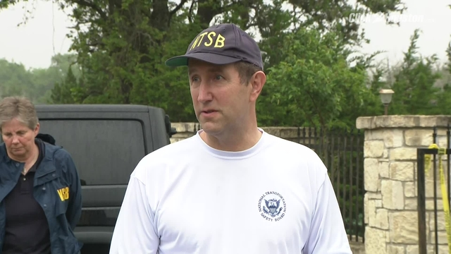 NTSB officials give update on deadly plane crash in Kerrville