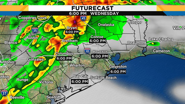 Severe weather possible Wednesday night into Thursday
