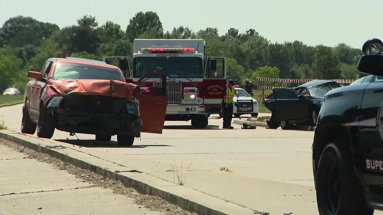 2 killed in crash involving teen driver in northwest Harris