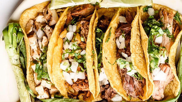 Here are 12 tacos you should try in Houston