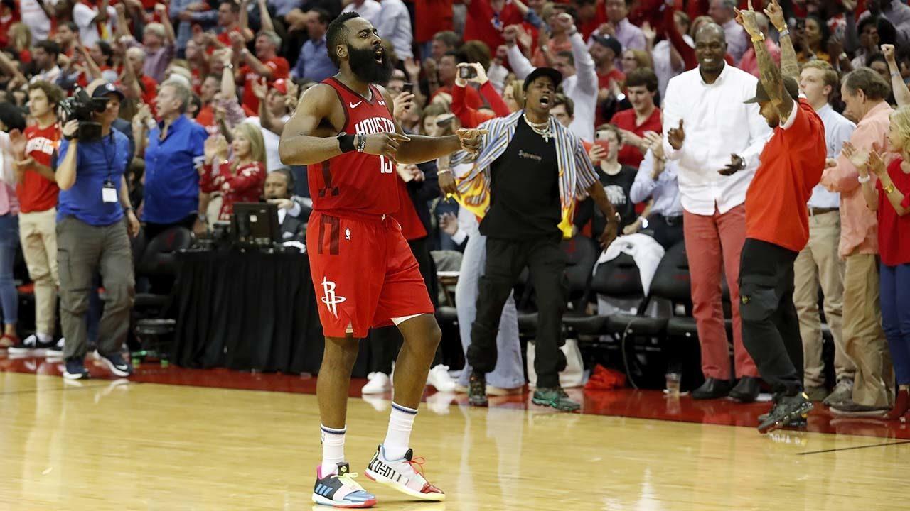 James Harden named All-NBA first team