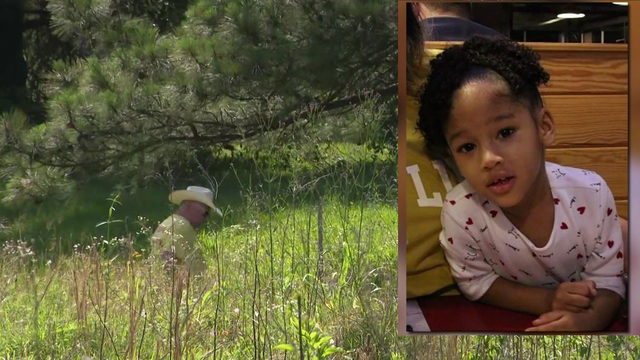 Search expands for missing 4-year-old Maleah Davis