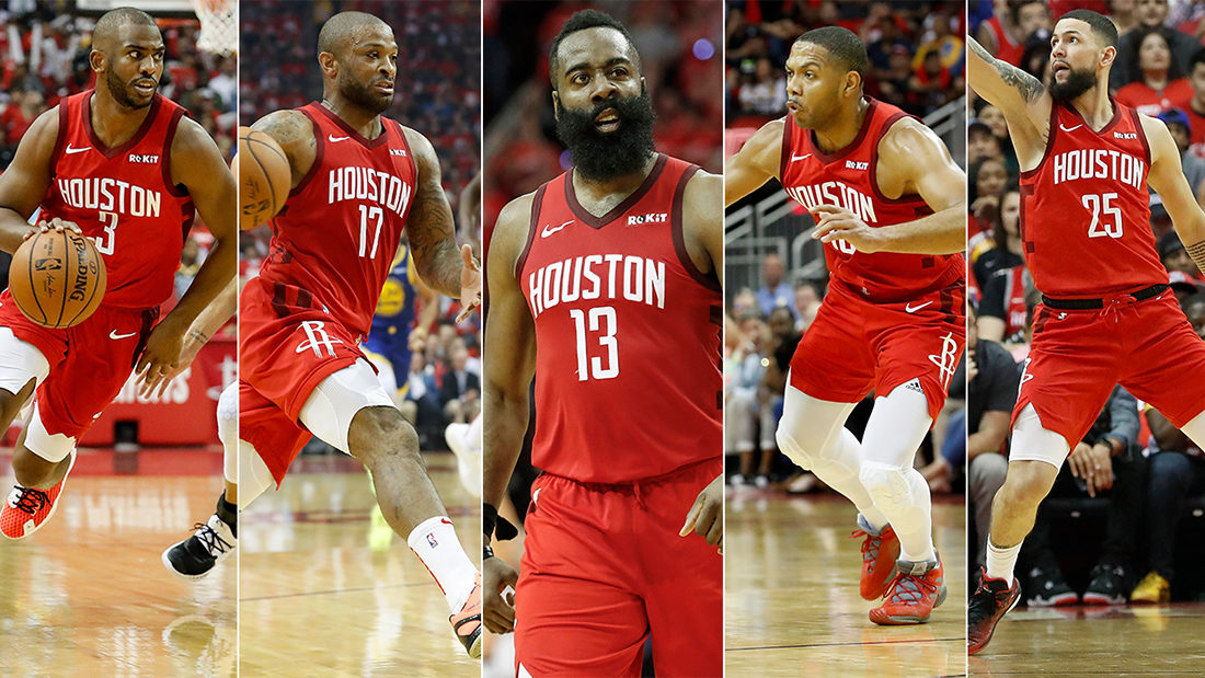 Randy McIlvoy: How Rockets' South Beach 5 can win Game 5 vs