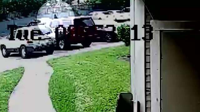 Neighbor's surveillance video shows stepfather alone same day of Maleah&hellip&#x3b;