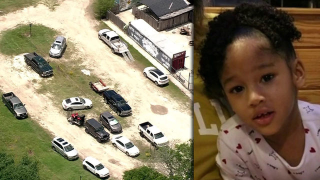 Maleah Davis search expands to Rosharon haunted house