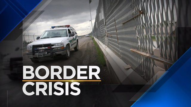 Number of people caught illegally crossing southern Border continues to rise