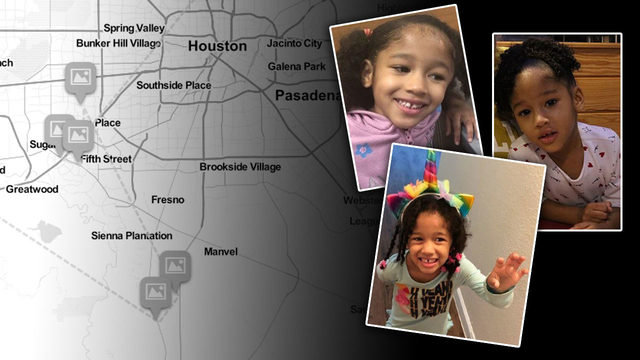 MAP: These are the places people have searched for Maleah Davis