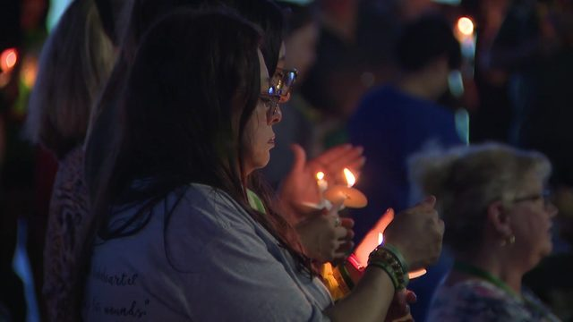 Santa Fe Shooting Victims Remembered