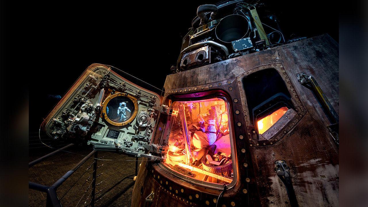 space center houston apollo anniversary - photo #1