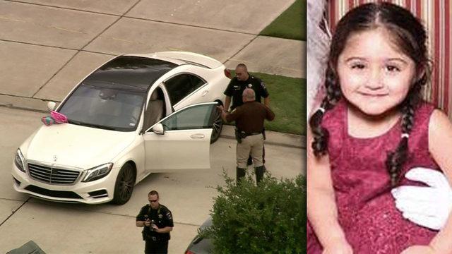 Car accidentally put in gear runs over child near Sugar Land, deputies say