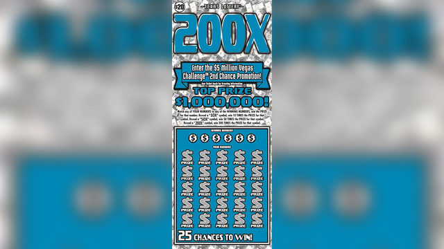 CHA-CHING! Houston resident wins $1 million on scratch-off lottery ticket