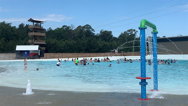 Discover Houston water parks: A summer of fun at Big Rivers Waterpark &…