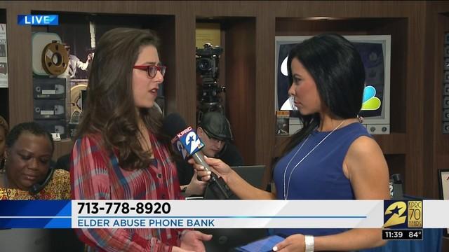 Elder Abuse Prevention Month Phone Bank