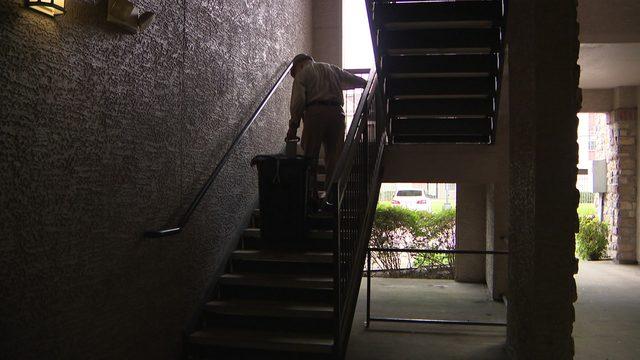 Progress made in elevator repairs at senior living complex