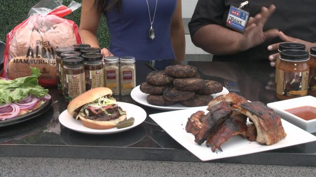 Cookin' Time With H-E-B: Recipes perfect for Memorial Day weekend