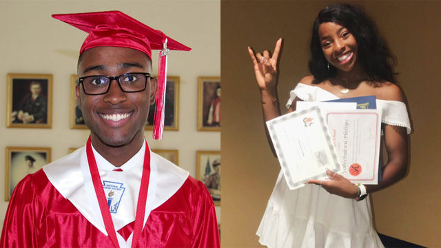 Paving the way: 2 local students are first African-American&hellip&#x3b;