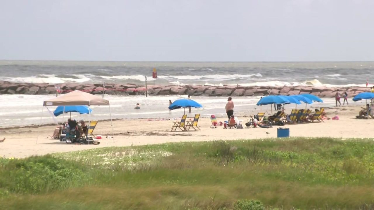 Image result for Stay Healthy at Galveston Beach