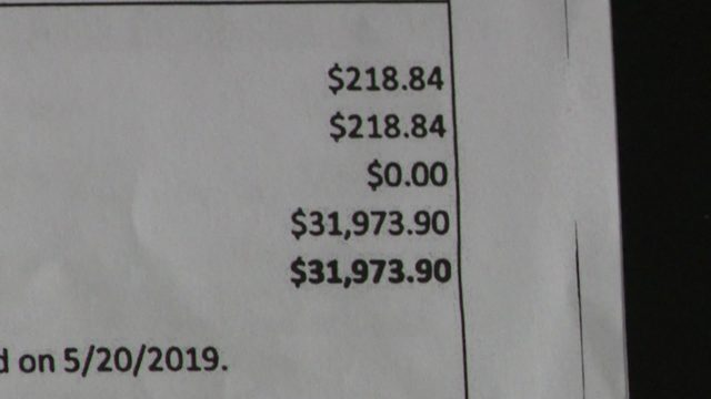 Residents hit with $31K water bill from city of Houston