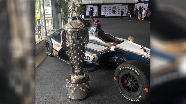 5 things you need to know about the Indy 500 Borg Warner trophy