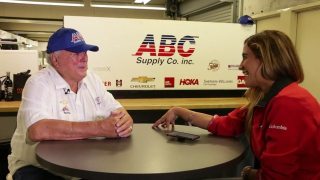 Q&A with Houston's very own AJ Foyt