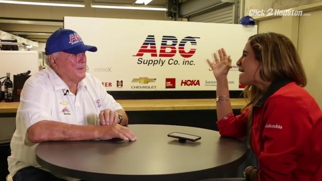Q&A with AJ Foyt