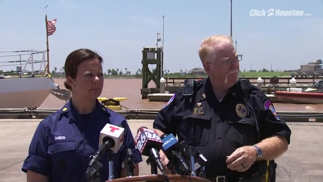 Officials give update on missing teen swimmers