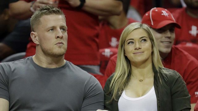 From dating rumors to a ring: Inside the whirlwind romance of JJ Watt,…