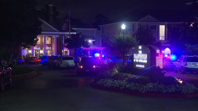 Man stabbed to death at apartment complex near The Woodlands, officials say