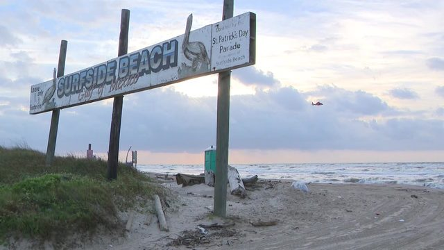 Body of swimmer who went missing in Surfside Beach found, Coast Guard says