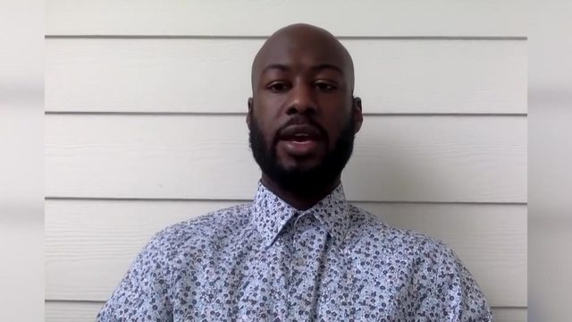 Andre Jackson claims he is innocent in video