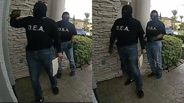 Men dressed as DEA agents attempt to enter Pearland home, police say