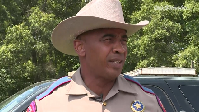Officials with Texas DPS give update on Cleveland shooter